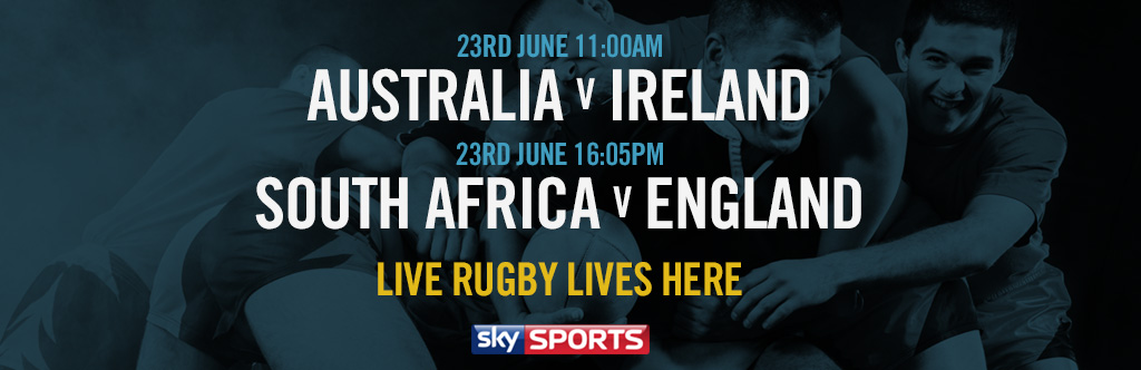 Live Rugby at The Peacock