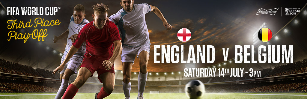 England Football live at The Peacock