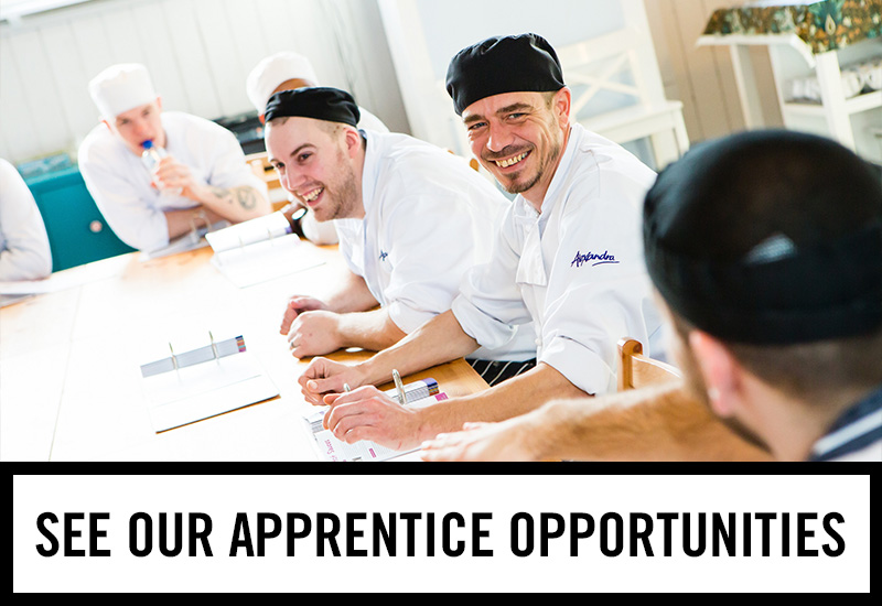 Apprenticeships at The Peacock